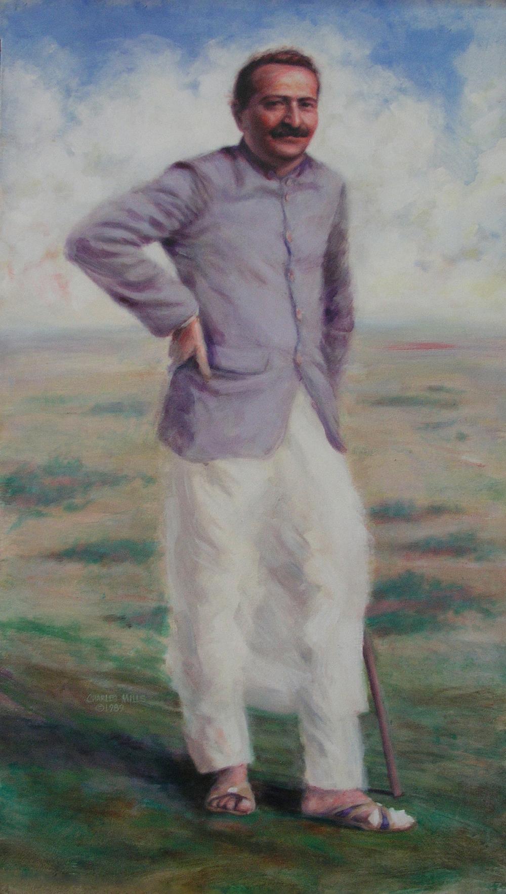 1989-14_Ajmer-(89-14)-Oil-60x34-Nancy-Gaegen