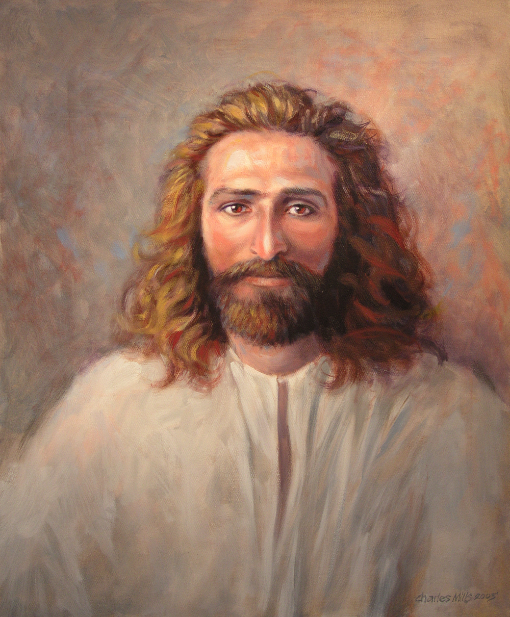 2005-10_The-Christ-(05-10)-Oil-20x16-Sharon-Howerton